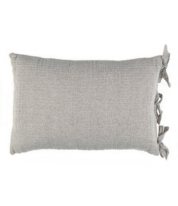AAI Pillow Mekong Nights |  Cotton Grey  40x60cm