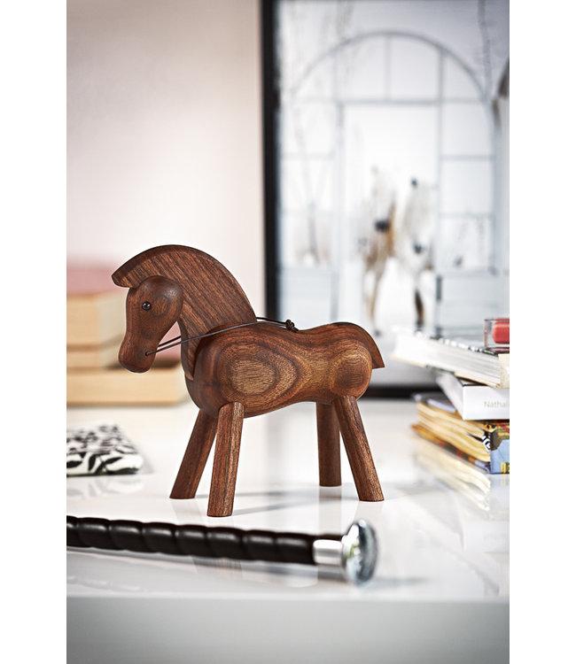 Kay Bojesen Walnut Wooden Horse