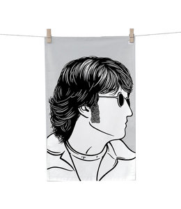 Bold & Noble Tea Towel John Lennon
