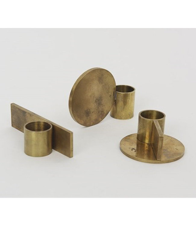 Frama CPH Candle Holder Fundament Brass edition