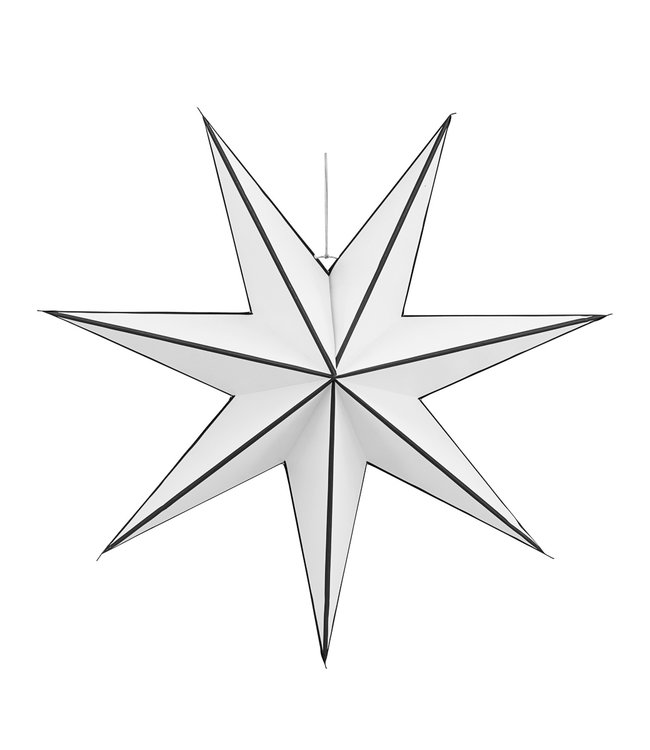 House Doctor Ornament Star | Star Stroke Ø 60cm