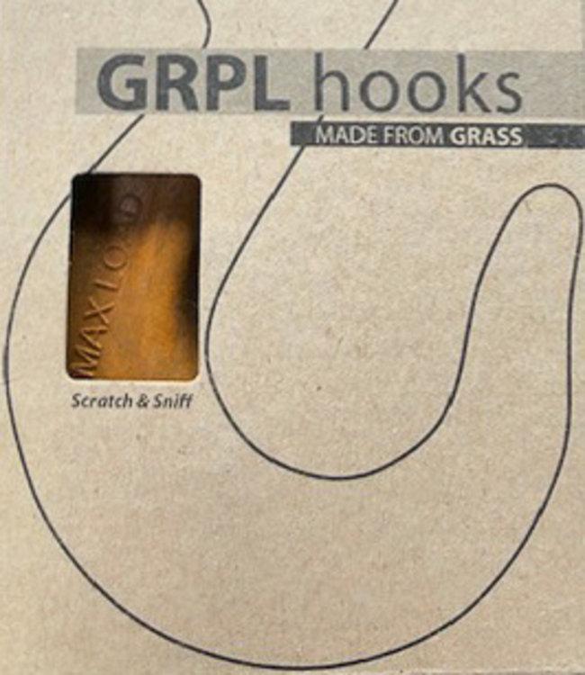 Tapegear GRPL Ophang haak | Okergeel