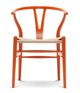 Carl Hansen & Søn Whisbone Chair CH24 Colored