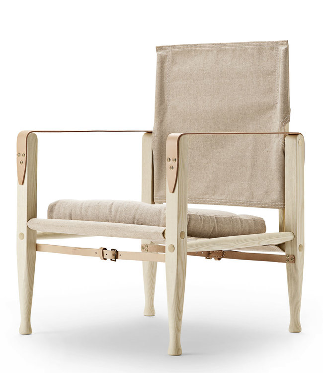 Carl Hansen & Søn Fauteuil | KK47000  Safari Chair | Kaare Klint