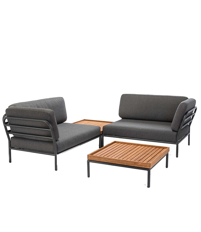 Houe Set Outdoor Lounge Furniture Level
