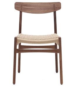 Carl Hansen & Søn CH23 stoel | Walnoot