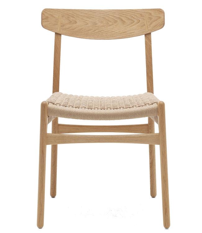 Carl Hansen & Søn Dinner Chair CH23 | Oak