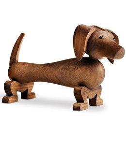 Kay Bojesen Houten Hond Dachshund
