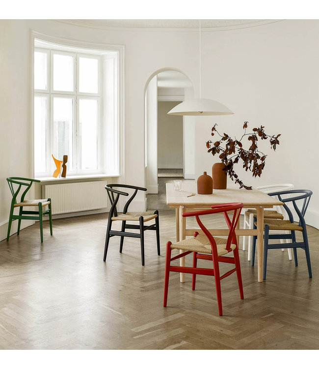 Carl Hansen & Søn CH24 Soft Edition Whisbone Chair