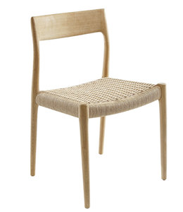 J. L. Møller Chair Model 77 | N.O. Møller