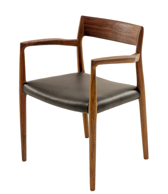 J. L. Møller Dinner Chair Model 57 | Niels Otto Møller