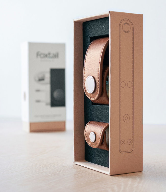 Foxtail, Leather organiser for your Iphone charger