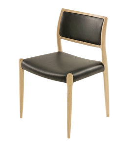 J. L. Møller Chair Model 80 | N.O. Møller