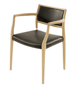 J. L. Møller Chair Model 65 | N.O. Møller