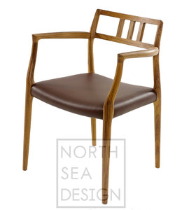 J. L. Møller Chair Model 64 | N.O. Møller