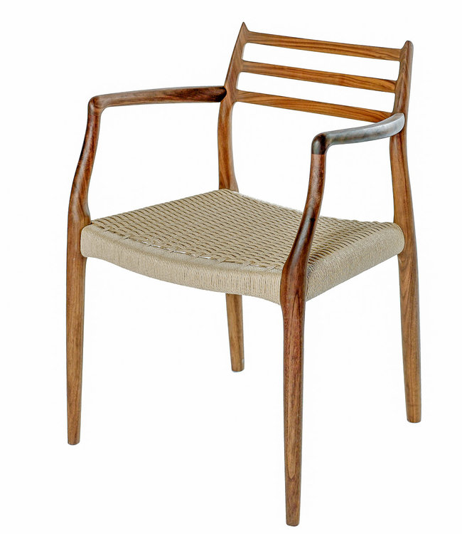J. L. Møller Dinner Chair Model 62 | Niels Otto Møller