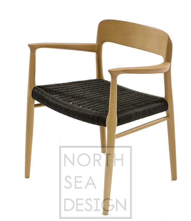 J. L. Møller Dinner Chair Model 56 | Niels Otto Møller