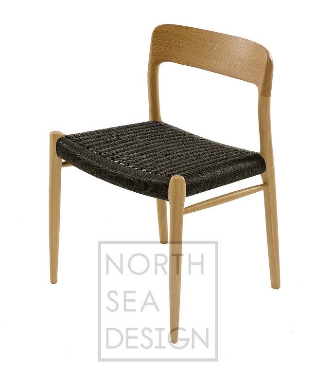 J. L. Møller Dinner Chair Model 75 | Niels Otto Møller