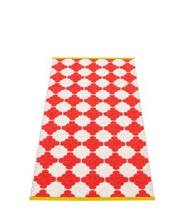 Pappelina Rug Marre Red