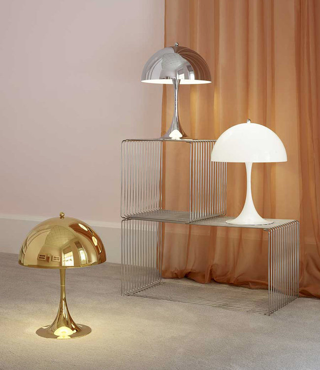Louis Poulsen Pre-order Panthella Table Lamp Ø 32 cm Spring 2021