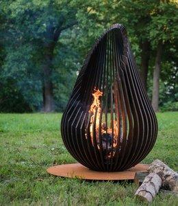 Glowbus Fire pit Dewdrop size L
