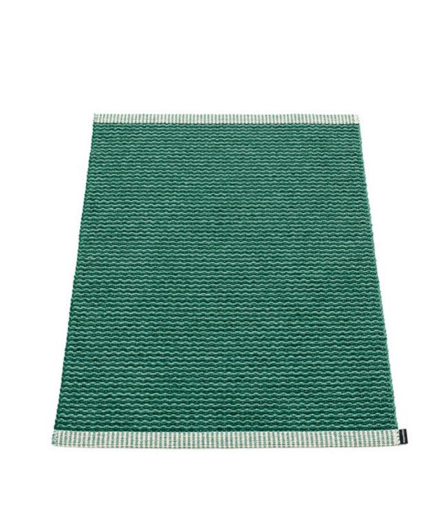 Pappelina Rug Mono Dark Green / Jade