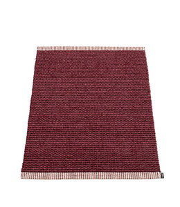 Pappelina Rug Mono Zinfandel / Rose Taupe
