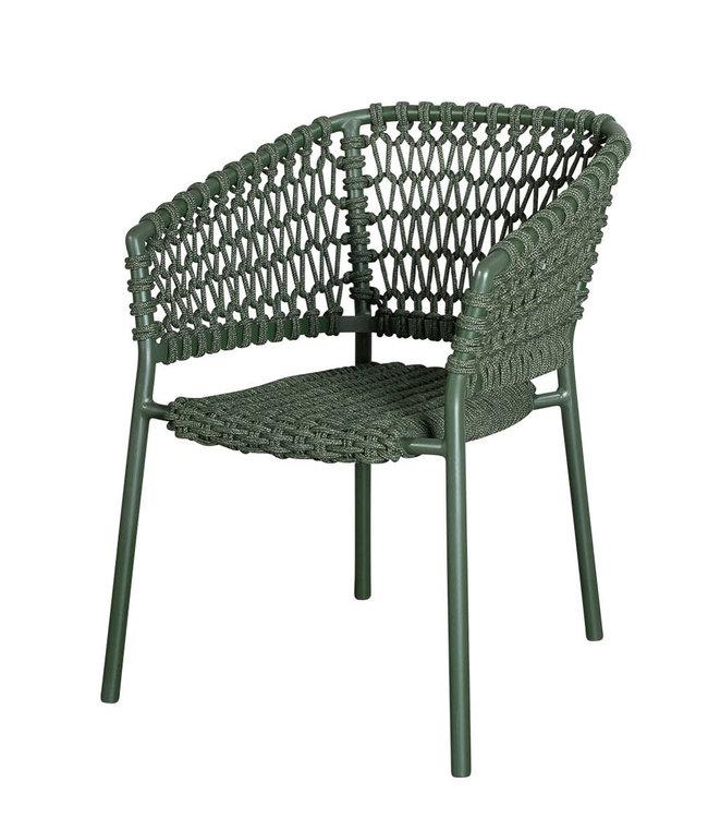 Cane-Line Ocean Outdoor Chair Stackable