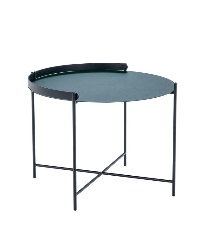 Houe EDGE Tray Table voor buiten en binnen Ø 62 cm