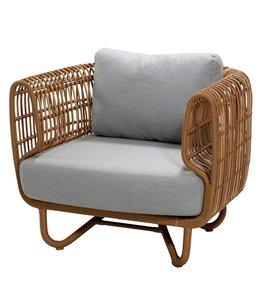 Cane-Line Nest Lounge Tuinstoel