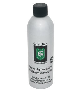 Guardian Witte pigment Meubel Olie