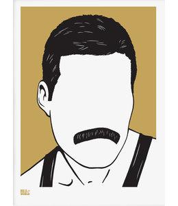 Screen print | Freddie