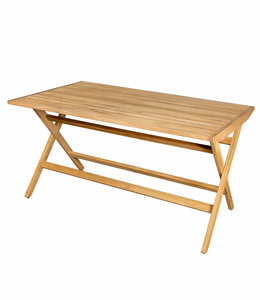 Cane-Line Flip Outdoor Folding Table Large
