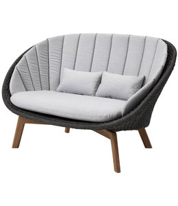 Cane-Line Peacock Outdoor Sofa Rope Two Seater