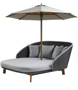 Cane-Line Peacock Outdoor Daybed