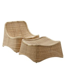 Sika Design Chill Outdoor Lounge Chair Nanna Ditzel