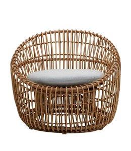Cane-Line Nest Round Chair Outdoor