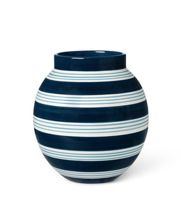 Kähler Design Vaas Omaggio Nuovo Dark Blue