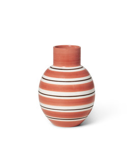 Kähler Design Vaas Omaggio Nuovo Terracotta