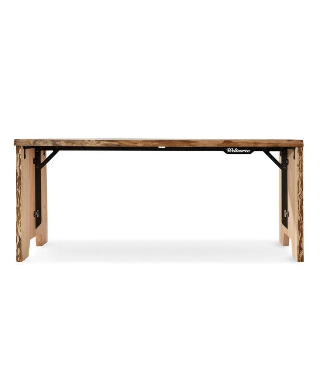 Weltevree Forestry Table 6 persoons tuintafel 180cm