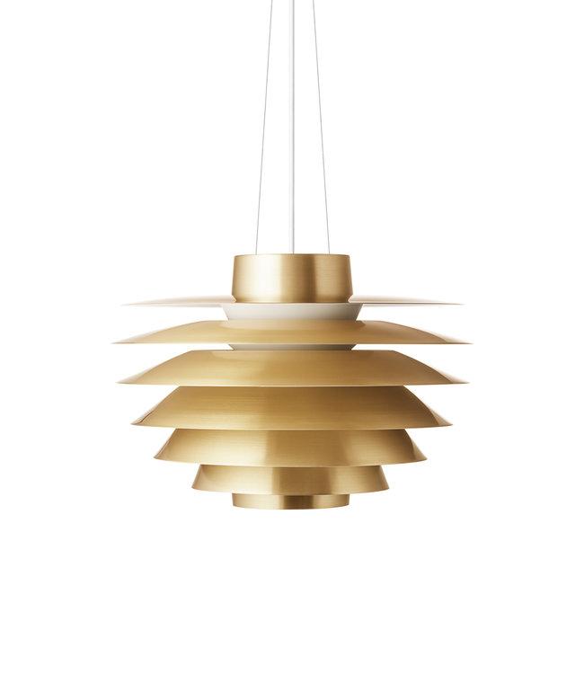 Lyfa Hanglamp Verona 400 Messing