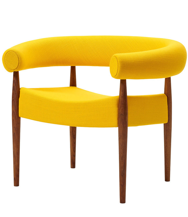 Getama Fauteuil Ring Chair Nanna Ditzel