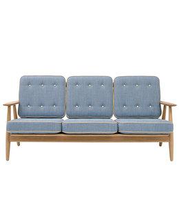 Getama Sofa GE240 3-seater | Hans Wegner