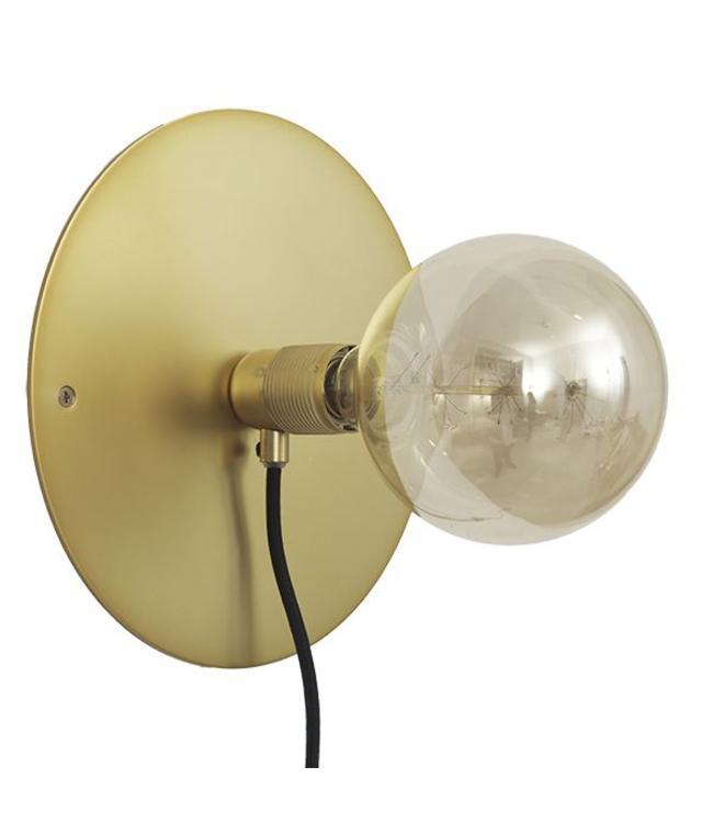 Frama CPH Wandlamp E27 Messing | Ø 25 cm