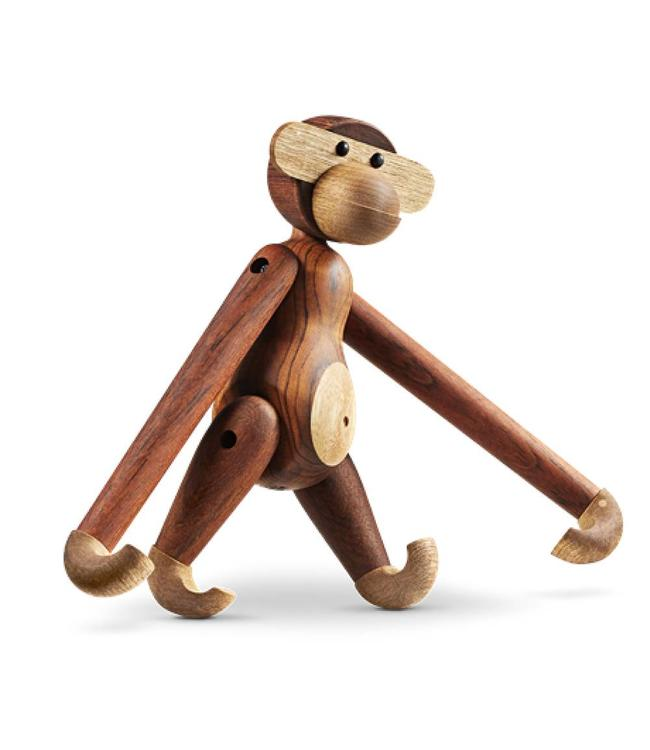 Kay Bojesen Wooden Monkey Medium