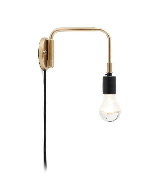 Menu Staple Lamp | Goud Messing