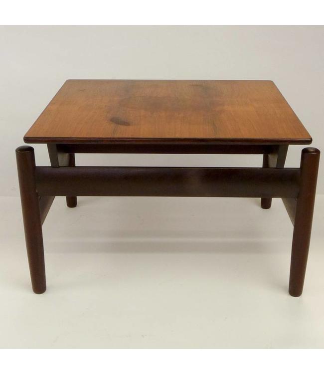 Vintage Scandinavian Design Teak Coffee Table