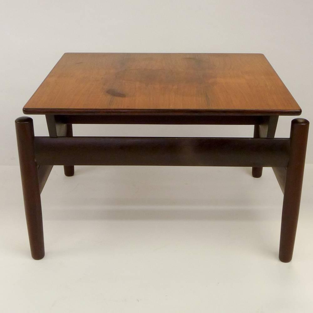 Tremendous Vintage Design Teak Coffee Table At North Sea Design Evergreenethics Interior Chair Design Evergreenethicsorg