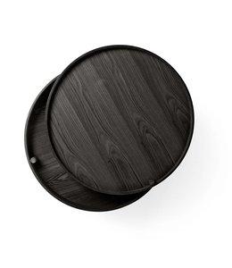 Menu Turning Table | Black Ash
