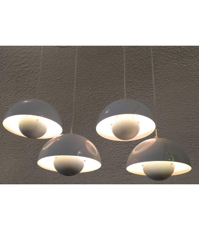 Vintage Pendant lamps | Verner Panton | flowerpot